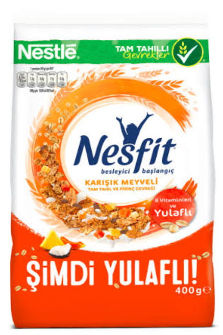 NESFIT® MIXED FRUIT WHOLE GRAIN AND RICE CRUISE 400 g