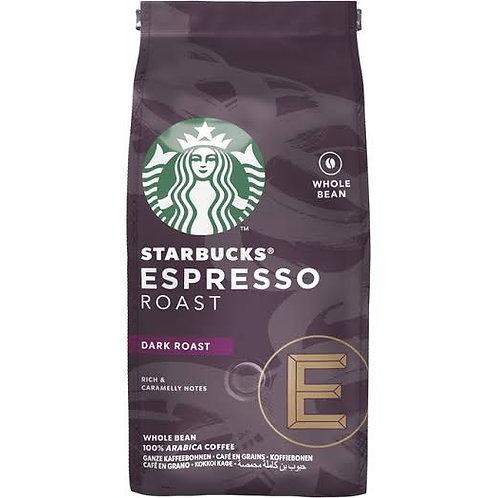 Starbucks Espresso roast Dark whole bean