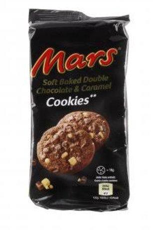 Mars chocolate cookies