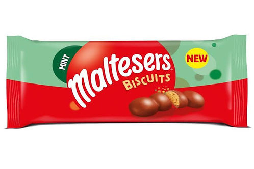 Maltesers Mint Biscuits