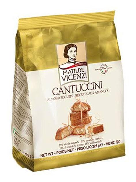 Matilde Vicenzi Cantuccini almond biscuits 225 g