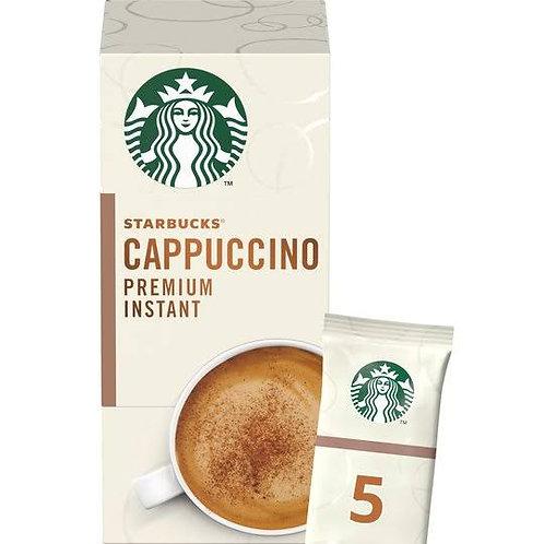 Starbucks Cappuccino