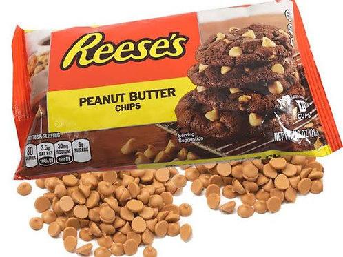 Reese's peanut butter chocolate chips