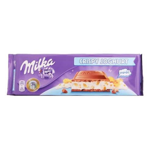 Milka max crispy joghrt