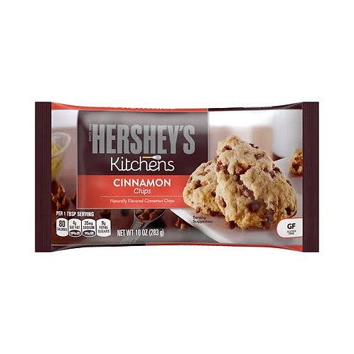 Hershey's cinnamon chocolate chips 326 g