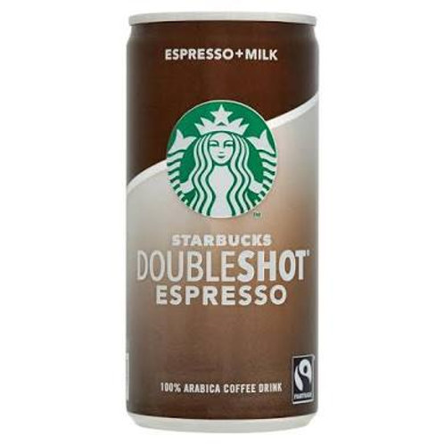 Starbucks Espresso Doubleshot 200 ml