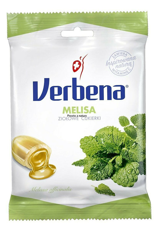 VERBENA MELISA herbal candies 60g