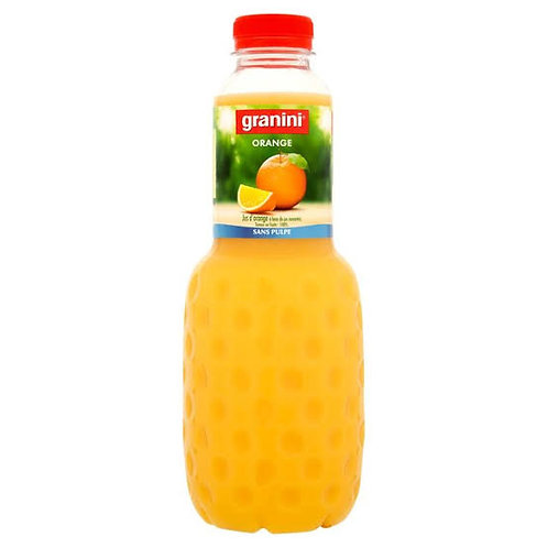 Granini orange juice