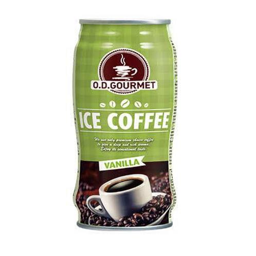 Vanilla Ice Coffee 240 ML