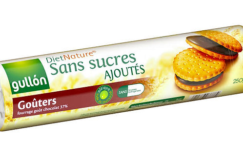 Gullon goutres chocolate biscuits sugar free