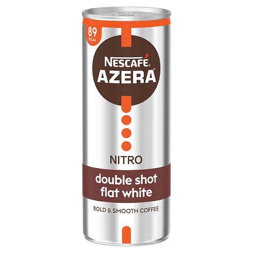 Nescafe Nitro double shot flat white