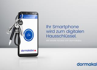 Öffnen via Smartphone