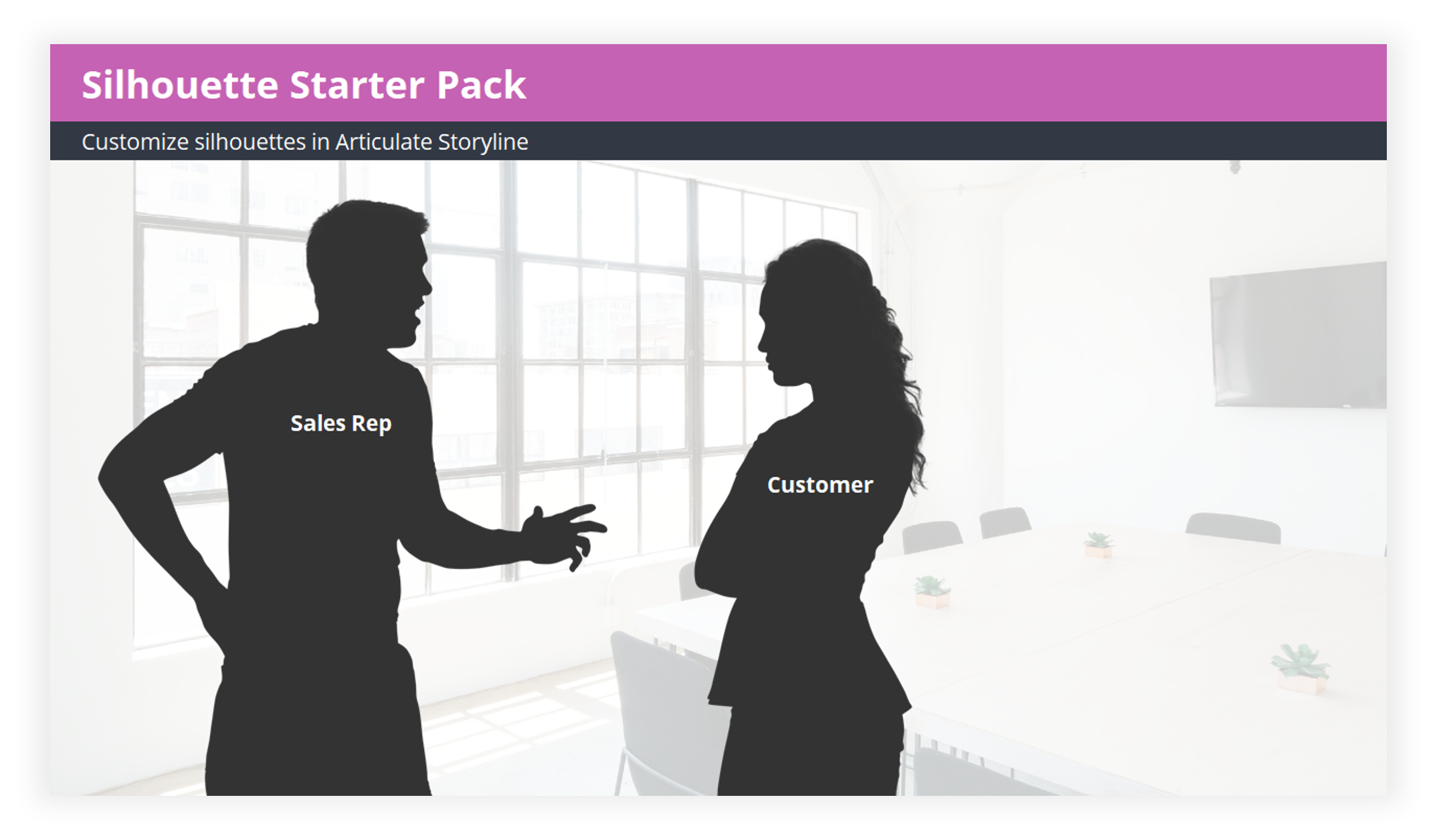 Silhouette Starter Pack