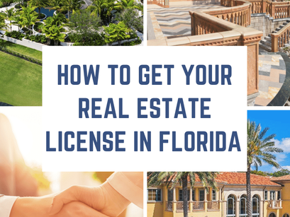 How to Get Your Real Estate License in Florida and the Cost