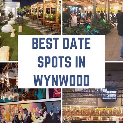 Best Date Spots in Wynwood