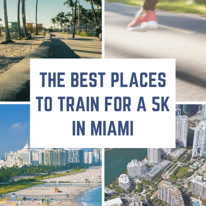 The Best Places to Train for a 5k in Miami
