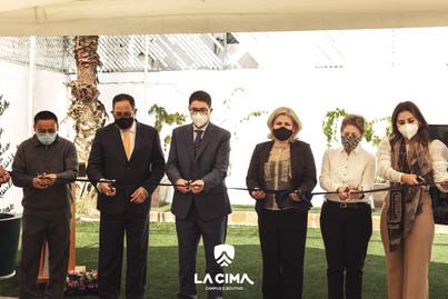 Inauguración Campus Ejecutivo La Cima