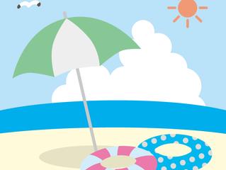 🌻夏季休暇のお知らせ🌻