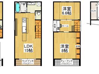 子育て設計の家 東加賀屋 完成間近(^^)