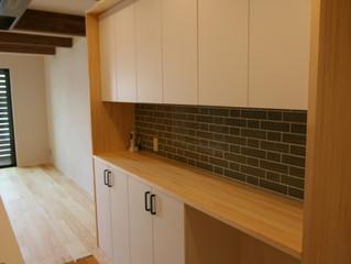 東加賀屋分譲住宅完成しました。