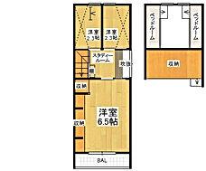 東加賀屋2丁目新築一戸建てカラー3階仕切り.jpg