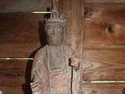城山観音堂の十一面観音菩薩像