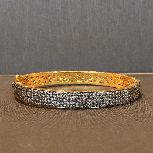 5 Row Indian Diamond Bracelet