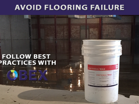 Prevent Flooring Failure!