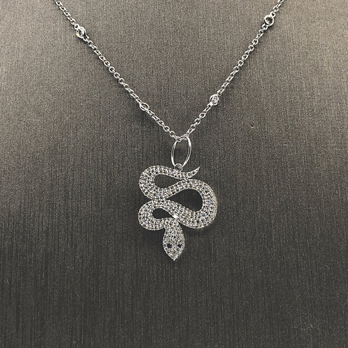 Diamond Snake Charm