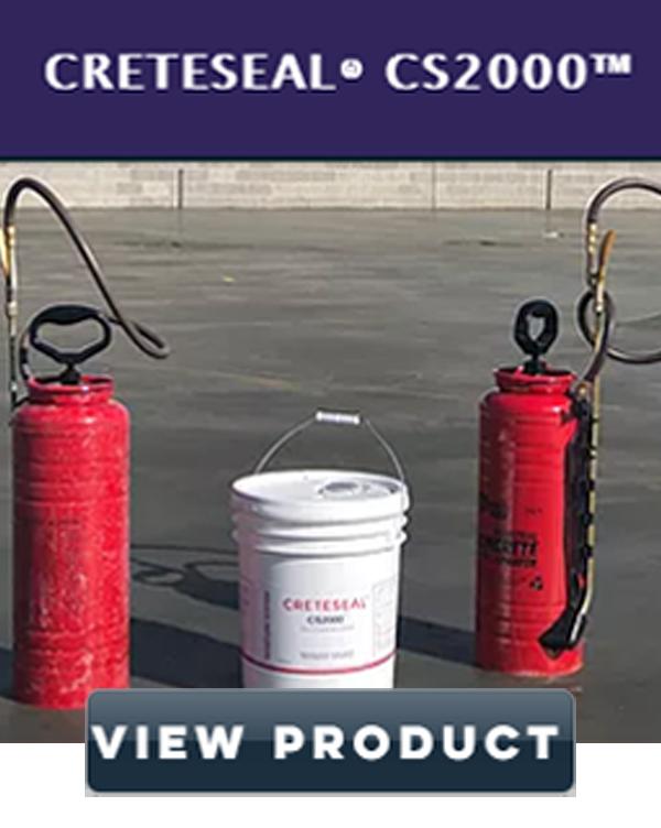 Creteseal CS2000 Product