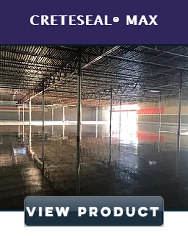 Creteseal Max Product