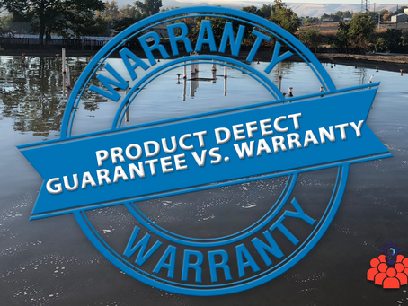 guarantee vs. warranty
