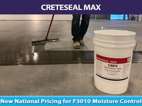 Creteseal max