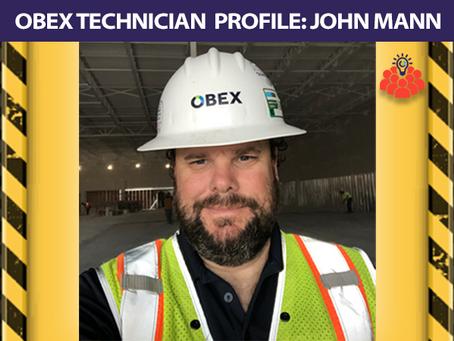 technician profile - john mann