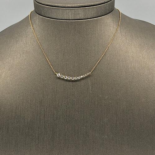 Diamond Gradient Necklace