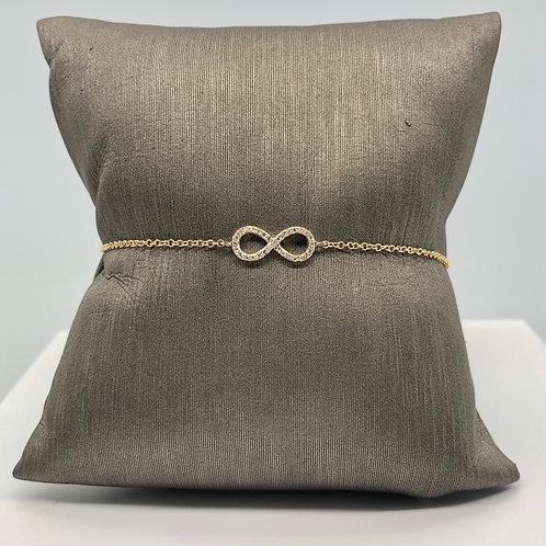 Eternity Diamond Bracelet