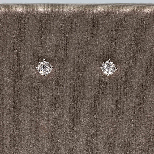 Multi Diamond Stud