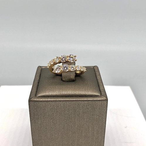Diamond Wrap Ring