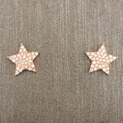 5 Point Star Studs