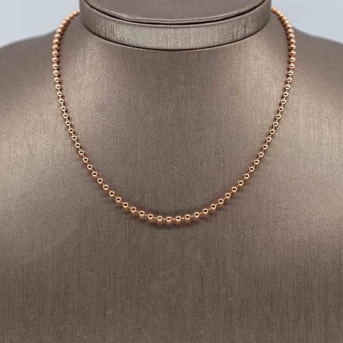 Bead Gold Chain