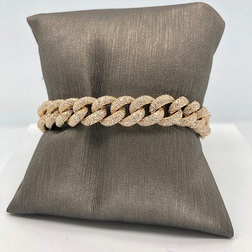 Ultimate Diamond Chain Link Bracelet