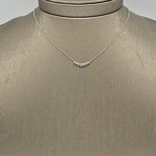 Small Royal Crescent Necklace