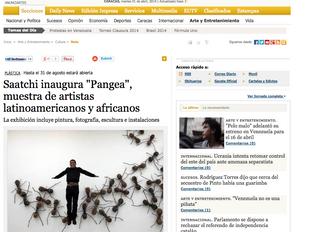 """Post """"El Universal"""""""