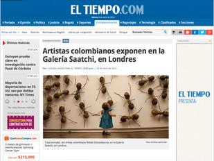 """Post """"El Tiempo.com"""""""