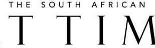 THE SOUTH AFRICAN ART TIMES