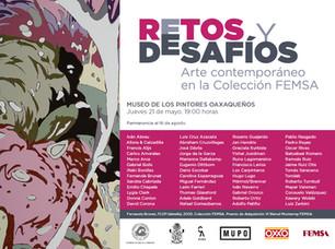 """""""Retos y Desafíos"""" - Arte contemporáneo en la Colección FEMSA"""
