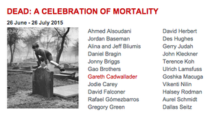 """Dead: A celebration of mortality"" Saatchi Gallery"