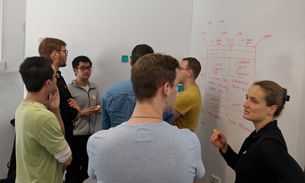 Why go to a Hackathon?