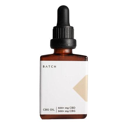 Batch Premium CBG Oil