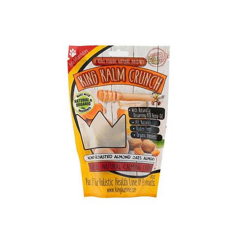 KING KALM™ Crunch - Honey Oats
